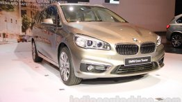 BMW 2 Series Gran Tourer launched - GIIAS 2015
