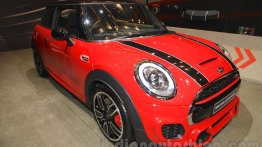 2015 Mini John Cooper Works - GIIAS 2015 Live