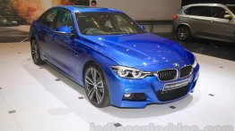 India-bound 2016 BMW 3 Series (facelift) - GIIAS 2015 Live