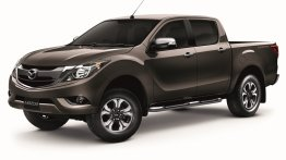 2016 Mazda BT-50 Pro (facelift) launched in Thailand - Report