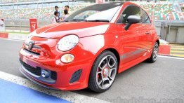 Fiat Abarth 595 Competizione launched in India - IAB Report