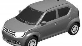 Production-spec Suzuki iM-4 patent images surface - Spied
