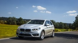 BMW 225xe Active Tourer PHEV unveiled, capable of 49.98 km/l - IAB Report