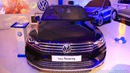 2015 VW Touareg (facelift), VW Scirocco, VW Beetle launched - 2015 Nepal Auto Show Live