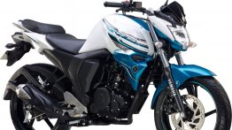 Yamaha FZ-S FI, Yamaha Fazer FI relaunched with new colours - IAB Report
