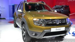 2016 Dacia Duster (Renault Duster) - 2015 Frankfurt Motor Show Live
