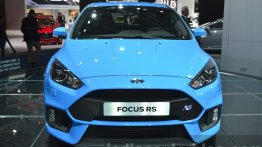 2016 Ford Focus RS performance figures revealed - 2015 Frankfurt Motor Show Live