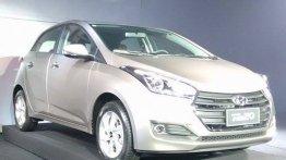 2016 Hyundai HB20 (facelift) unveiled – Report