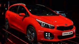 2016 Kia cee'd - 2015 Frankfurt Motor Show Live