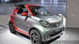 2016 Smart Fortwo Cabrio - 2015 Frankfurt Motor Show Live