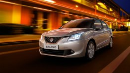 Maruti YRA (Suzuki Baleno) to launch in India on October 26 - Report