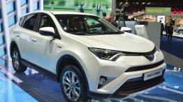 2016 Toyota RAV4 Hybrid - 2015 Frankfurt Motor Show Live