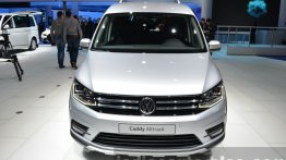 2016 VW Caddy Alltrack – 2015 Frankfurt Motor Show Live