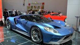 2017 Ford GT - 2015 Frankfurt Motor Show Live