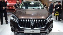 Borgward BX7 SUV - 2015 Frankfurt Motor Show Live