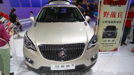 2016 Buick Envision - 2015 Chengdu Motor Show