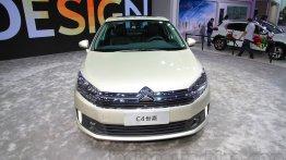 Citroen C4 Sedan - 2015 Chengdu Motor Show Live