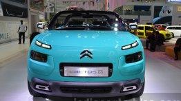 Citroen Cactus M concept - 2015 Frankfurt Motor Show Live