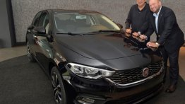 Fiat Aegea gets Sergio Marchionne's approval, will launch in November - Report