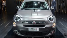 Fiat 500X and Fiat 500L special editions - 2015 Frankfurt Motor Show Live