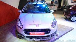 Fiat Avventura showcased - 2015 Nepal Auto Show Live
