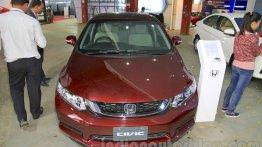 Honda Jazz, Honda Civic launched - 2015 Nepal Auto Show Live