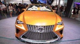 Lexus LF-C2 (Lexus RC Convertible) - 2015 Chengdu Motor Show Live