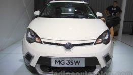 MG 3SW – 2015 Chengdu Motor Show Live