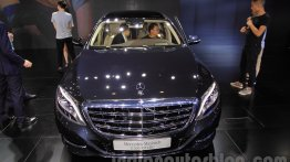 Mercedes Maybach S500 – 2015 Chengdu Motor Show Live