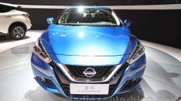 Nissan Lannia – 2015 Chengdu Motor Show Live