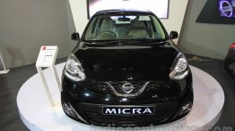 Nissan Micra and Micra Active launched - 2015 Nepal Auto Show Live