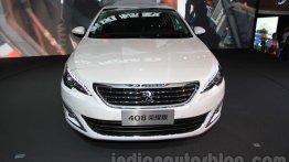 Peugeot 408 Glory Edition – 2015 Chengdu Motor Show Live