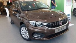 Production Fiat Aegea - In Images