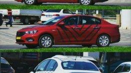 Production-spec Fiat Aegea caught relatively undisguised - Spied