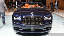 Rolls Royce Dawn - 2015 Frankfurt Motor Show Live