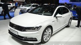 VW Passat India launch on October 10 - Report