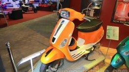 Vespa S, Vespa VX, Vespa Elegante - 2015 Nepal Auto Show Live