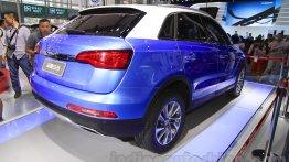 Zotye S21 (Audi Q3 clone) - 2015 Chengdu Motor Show Live