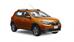 2016 Renault Sandero Stepway (facelift) launched at MXN 196,600 - Mexico