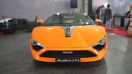 DC Avanti showcased in two colors at APS 2015 - IAB Report