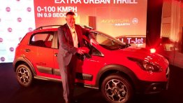 Fiat Avventura Powered By Abarth launched at INR 9.95 lakhs - IAB Report