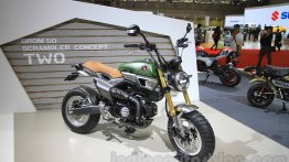 Honda CBR400R, Honda NC750X, Honda Grom 50 - 2015 Tokyo Live
