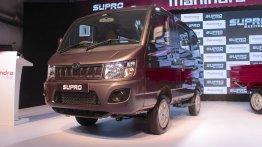 Mahindra Supro Van, Mahindra Supro Maxitruck launched - IAB Report