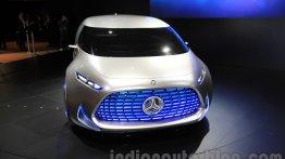 Mercedes Vision Tokyo Concept - 2015 Tokyo Live