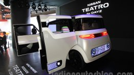 Nissan Teatro for Dayz concept, Nissan 2020 concept showcased at Tokyo - IAB Report
