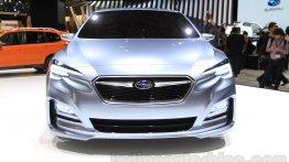 Subaru Impreza 5-Door Concept - 2015 Tokyo Live
