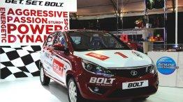 Sporty accessories for Tata Bolt, GenX Nano and Safari Storme showcased - IAB Report
