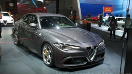 Alfa Romeo Giulia to offer three diesel and five petrol engines - Report