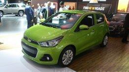 2016 Chevrolet Spark - 2015 Dubai Motor Show Live