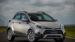 2016 Hyundai HB20X crossover (facelift) launched in Brazil - IAB Report